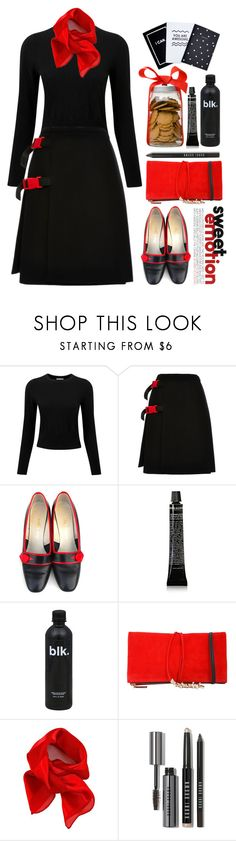 """15.11.15"" by malenafashion27 ❤ liked on Polyvore featuring Pure Collection, Preen, Jack Rogers, Grown Alchemist, Dsquared2 and Bobbi Brown Cosmetics"