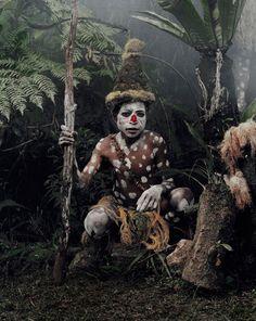 Fascinantes fotografias de las Tribus mas remotas del Mundo - Taringa!
