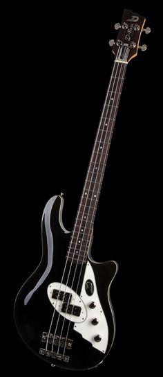 Duesenberg Guitars D-Bass Black