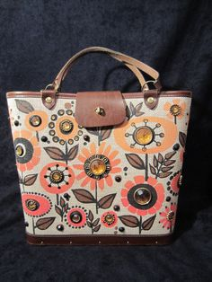 1960s Enid Collins handbag