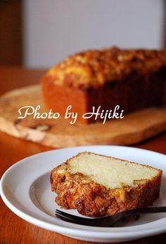 クルミとシナモンのケーキ by せつぶんひじき [クックパッド] 簡単おいしいみんなのレシピが259万品