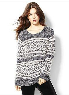 Fairisle Sweater   Garage Clothing