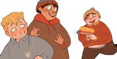 South Park Characters, Fictional Characters, We The Kings, South Park Fanart, Park Pictures, Park Art, Character Design Inspiration, Cartoon Art, Cool Art