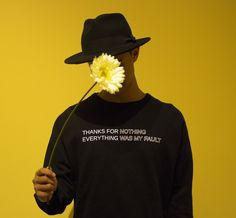 Image of Final Goodbye sweater by URADA