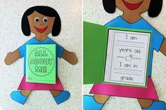 Cute back-to-school craft!