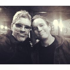 Dennys Ilic and Linden Ashby