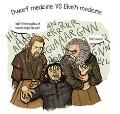 the hobbit fili kili oin tauriel Desolation of Smaug