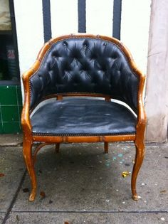 IMG_2210 vintage leather chair from tini