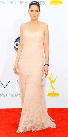 Emmy Awards 2012 : People.com  Amanda Peet