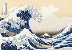 神奈川沖浪裏|葛飾北斎|富嶽三十六景|浮世絵のアダチ版画オンラインストア