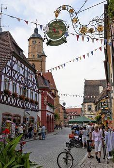 Volkach (Bayern) Germany