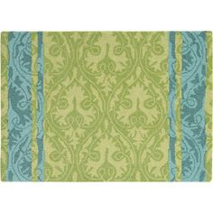 Sheridan Green Area Rug (2' x 3') | Company C | Home Gallery Stores