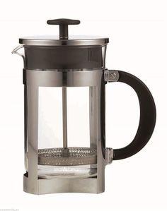 BERLIN COFFEE PLUNGER French Press Espresso Tea Maker Irish Lisbon 800ml