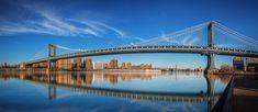 Manhattan Bridge Pan by Joe Brownfield on 500px