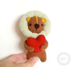 Лев с большим сердцем