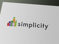 Simplicity designed by Zöld Szabolcs. Connect with them on Dribbble; Graphic Design Logo, Dribbble, Graphic Design, Branding, Organic Logo, Tech Company Logos, Design Inspiration, Logos, City Logos Design