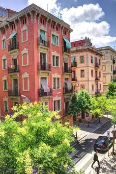 I'll buy a appartment in Barceloneta for my family. The guys can visit Barca and girls can shop and swim....