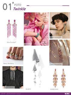 [2018-2019 주얼리 트렌드] 2018 트렌드키워드, Party Of The Day 파티 오브 더 데이! 그날의 파티처럼 화려한 POTD(피오티디) : 네이버 블로그 Fashion Accessories, Fashion Jewelry, Create Drawing, Schmuck Design, Bangles, Bracelets, Fashion Books, Jewelry Trends, Jewelry Design