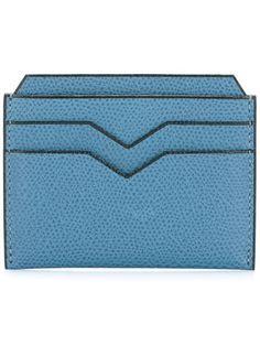 VALEXTRA Textured Cardholder. #valextra #cardholder