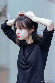 Lovely Girl Image, Cute Girl Photo, Girls Image, Gorgeous Girl, Young Actresses, Actors & Actresses, Korean Beauty, Asian Beauty, Korean Short Hair
