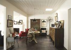 ceiling + floors + charm
