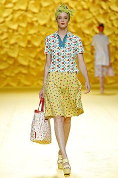Agatha Ruiz de la Prada -  Madrid Fashion Week P/V 2016 #mbfwm