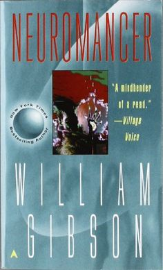 Neuromancer by William Gibson http://www.amazon.com/dp/0441569595/ref=cm_sw_r_pi_dp_QRb2tb1X6S85DCSK