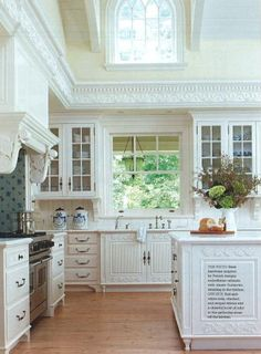 Traditional, light filled space