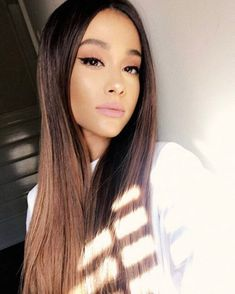 "23.5k Likes, 1,617 Comments - Ariana Grande (@arianagrande) on Instagram: "" ♡"" Cast idea as AOS T'Pring or as Sarek's first wife/Sybok's mother, in Star Trek: Discovery"
