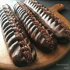 Chocolate Drawing, Bread Bun, Bread Baking, Bread Recipes, Sandwiches, Cooking, Kitchenaid, Breads, Sweets