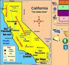 This is a smartboard file about California. It is aimed toward the mid elementary grades. It is a basic introduction to the state. The file begins from a home slide. Each item on the home slide is linked to a certain aspect of the state. The information included in the slide includes, state capital, abbreviation, nickname, state bird, state flag, state flower, regions of the state, wildlife found in the state, places of interest to visit, state facts, state products, state climate, and some…