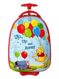 "Winnie the Pooh Up, Up, and Away 18"" Carry-On by Heys Luggage on Gilt.com"
