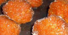 Γλυκάκια Καρότου με ινδική καρύδα νηστίσιμο