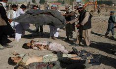 Afghanistan War Casualties | War crimes - Heart Breaking Facts About War In Afghanistan