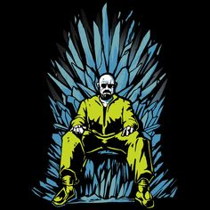 Game of Chemistry: Hail To The King [T-Shirt]