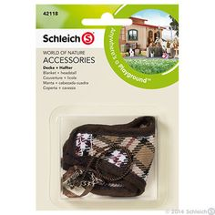 Schleich Blanket and Headstall Plaid 42118 Farm Life Accessories Sale 2020 The largest selection of Schleich toys Animals, Horses, Knights, Dinosaurs, Smurfs. Toy Horse Stable, Schleich Horses Stable, Horse Stables, Horse Tack, Figurine Schleich, Bryer Horses, Best Friend Drawings, Electronic Shop, Horse Accessories