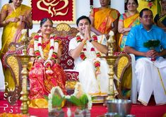 Ramalakshmi & Rajesh | Real Wedding | Ezwed | South Indian Wedding Website   #Ezwed #RealWedding #SouthIndianWedding