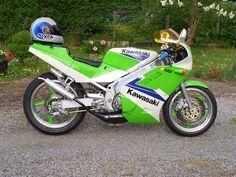 1992 Kawasaki Kr-1s 250