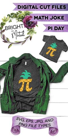 Pi Pineapple SVG | Math Teacher SVG | Pi Day Shirt Ideas | Math SVG Files for Cricut #pipineapplesvg #mathsvg #pidaysvg #mathteacher #pidayshirt Teacher Humor, Math Teacher, Teacher Shirts, Pi Day Shirts, Pi Shirt, Pi Symbol, Science Shirts, Math Jokes, Silhouette Machine