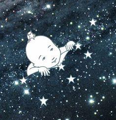 """Cosmic Baby"" application Creative Skills, Cosmic, Good Morning, Appreciation, Foundation, History, Baby, Painting, Buen Dia"