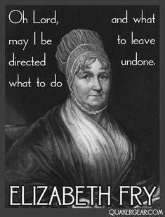 Elizabeth Fry Quote