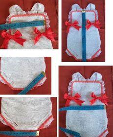 Blog Abuela Encarna Crochet Baby, Crochet Bikini, Knit Crochet, Bikinis, Swimwear, Knitting, Coral, Dresses, Cardigans