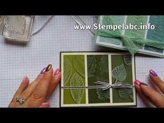 Anleitungs Video zur Schatten Technik | Stampin' Up! Bremen: Workshop und Partys