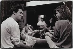 Matthew Perry & Jennifer Aniston were always extremely close on and off the set of Friends