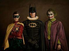 Super Flemish Family Portrait
