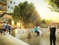 GRAN RESIDENCIAL CLUB - Cité Arquitetura