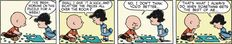 Peanuts Begins by Charles Schulz for Mar 17, 2017 | Read Comic Strips at GoComics.com