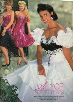 1980s] ~ prom dress on Pinterest | 80s Prom Dresses, Gunne Sax and ...