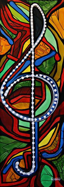 'CLEF' by marachowska on artflakes.com as poster or art print $27.72