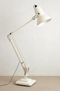 Giant Anglepoise Floor Lamp
